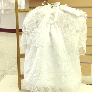 Baptismal Baby Dress, Cec4